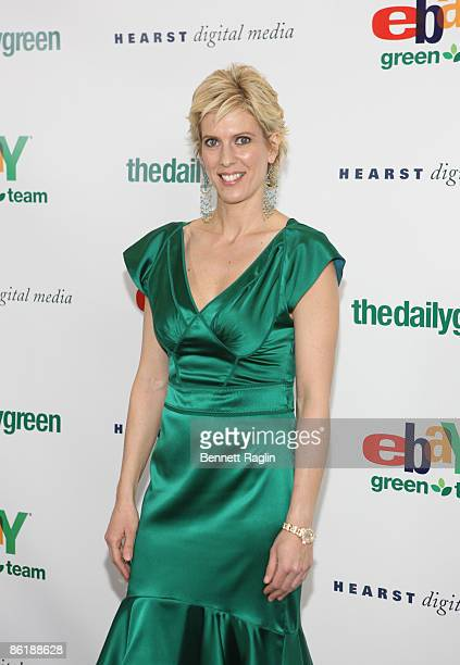 Activist Deirdre Imus attends the 2009 Heart of Green awards at the Hearst Tower on April 23 2009 in New York City
