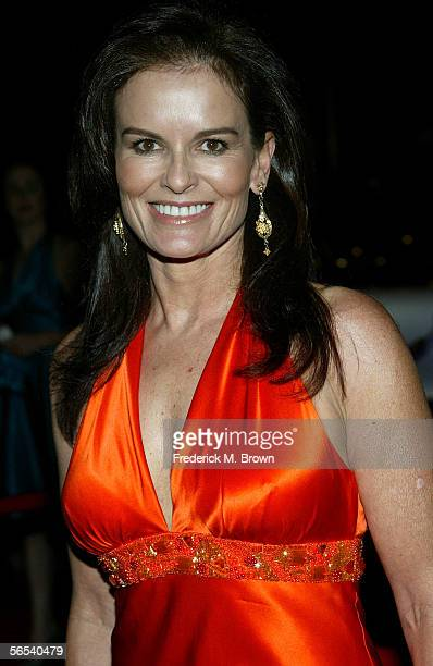 Activist Denise Brown arrives at the 17th Annual Palm Springs International Film Festival Gala at the Palm Springs Convention Center on January 7...
