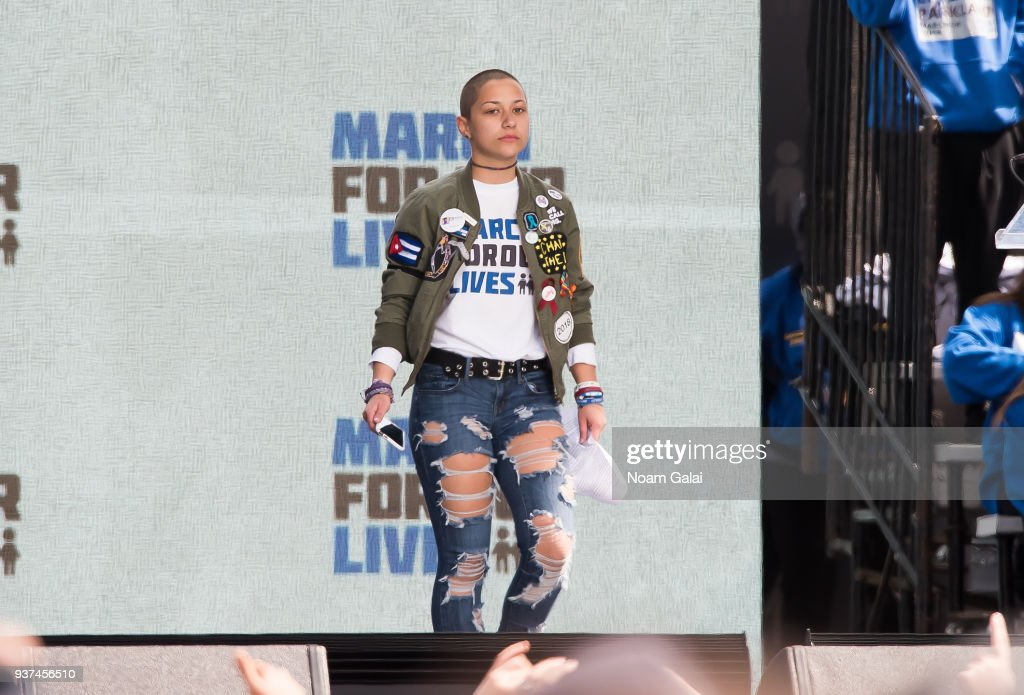 March For Our Lives - Washington, DC : News Photo