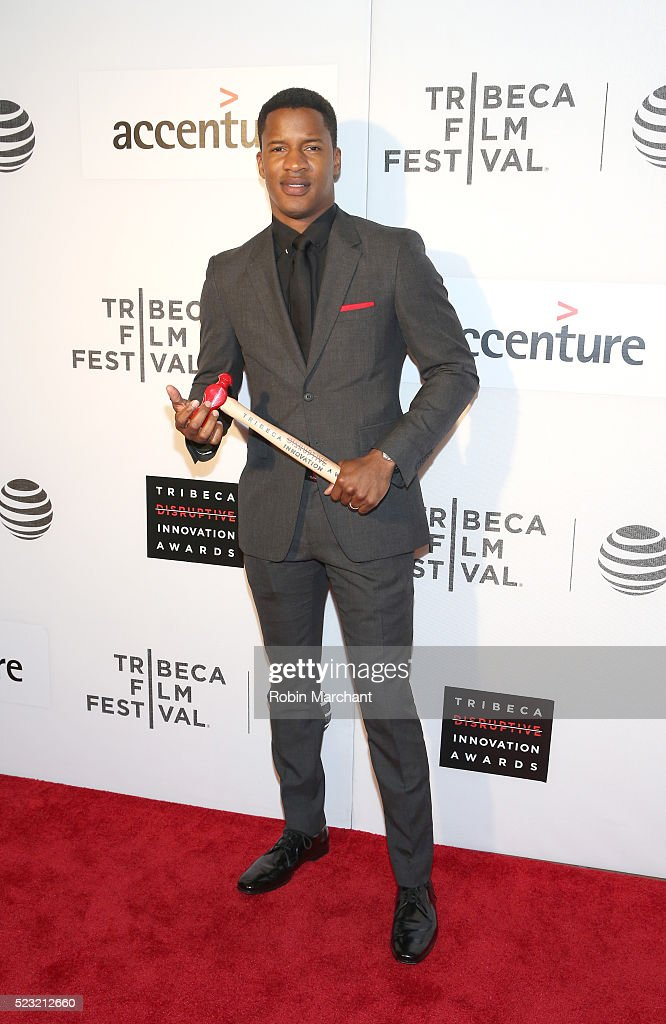 NY: Tribeca Disruptive Innovation Awards - 2016 Tribeca Film Festival