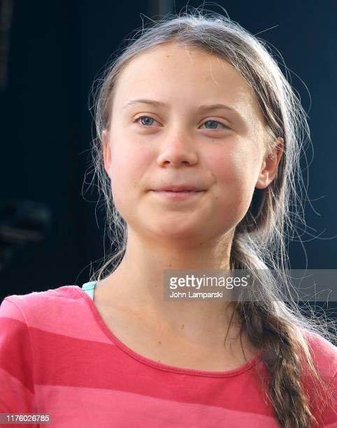 Activist Greta Thunberg leads the Youth Climate Strike in an effort to promote awareness and change to current global enviornmental policies on...