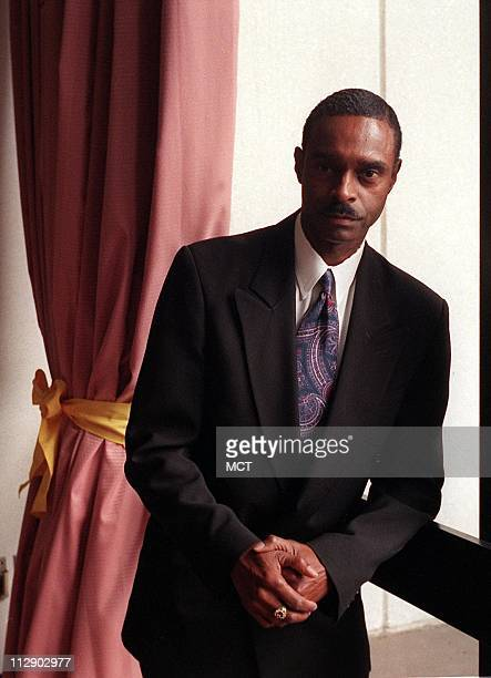 Activist John Muhammad shown here in 1999 seeks to stop the spread of HIV/AIDS