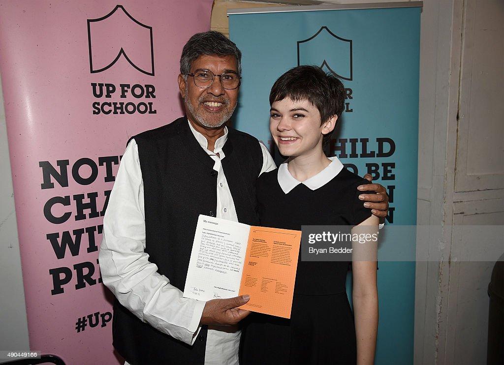 Theirworld And UNICEF Unite To Get All Children #UpforSchool : News Photo