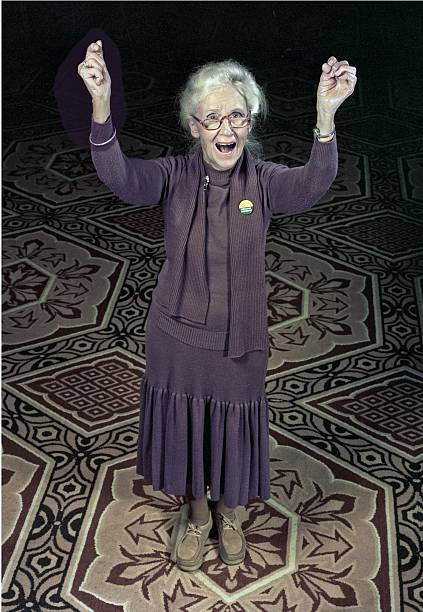 NY: 3rd August 1905 - Senior Rights Activist Maggie Kuhn Is Born