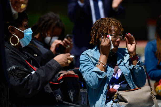 DC: Demonstrators Hold 'Hear The Cry' Rally At Freedom Plaza