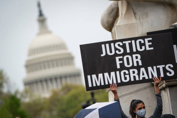 DC: Activists With Temporary Protected Status Rally For Passage Of SECURE Act