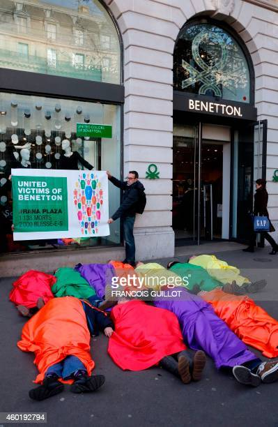 the benetton group essay A case study analysis of the benetton supply chain the sub-contractor group, often themselves former benetton managers  find new research papers in: physics.