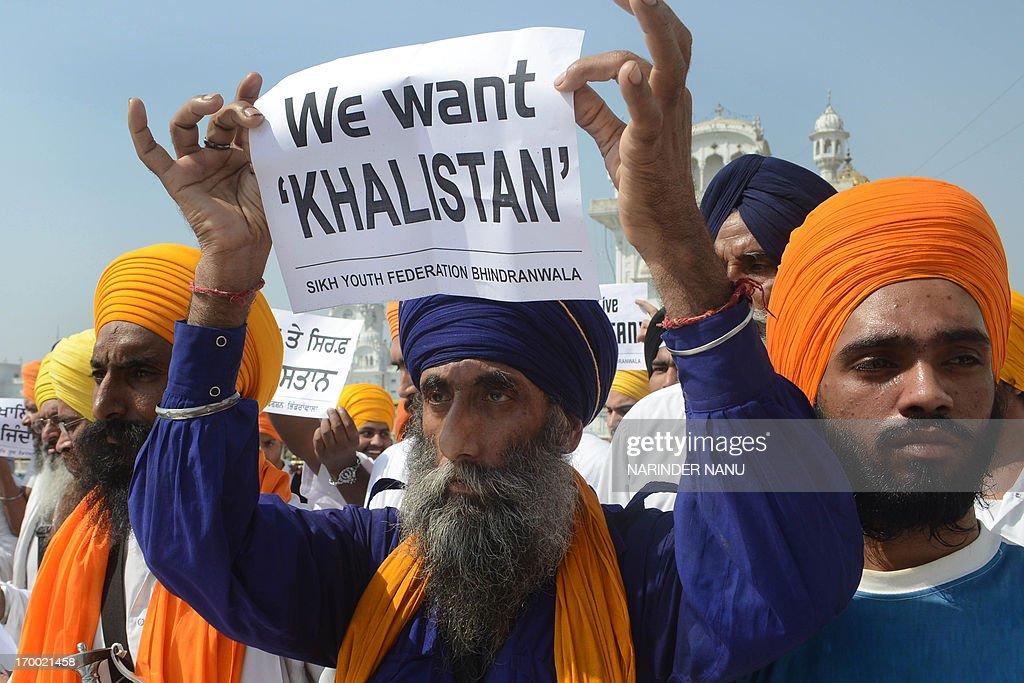 INDIA-RELIGION-SIKH : News Photo