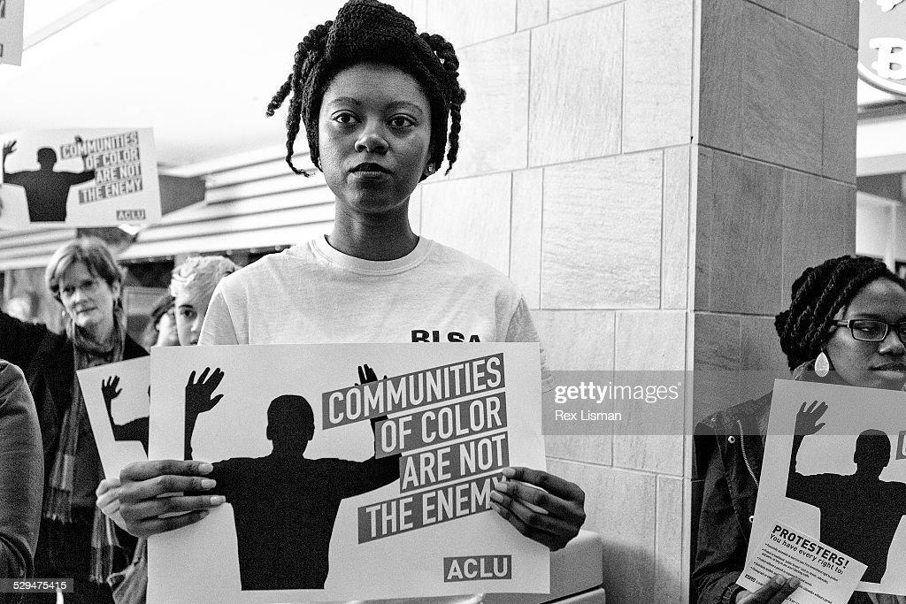 Eric Garner Protests : News Photo