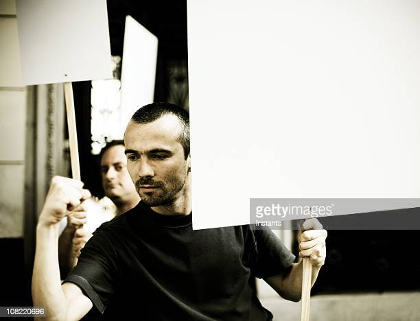 activists - picket stock pictures, royalty-free photos & images
