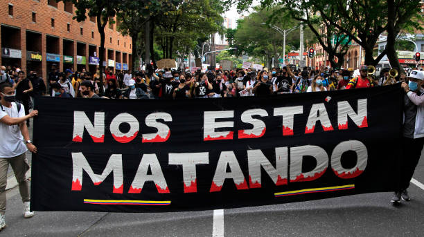 COL: Protests and Social Unrest Continue in Colombia