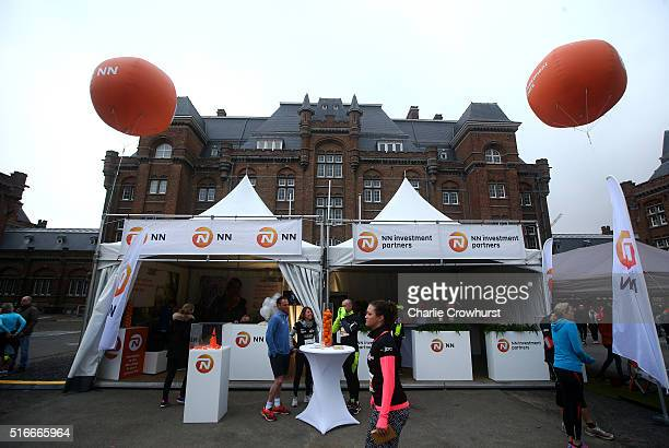 NN activity ahead of Urban Trail a running event revolving around a special course which lets the runner experience places and buildings they may...