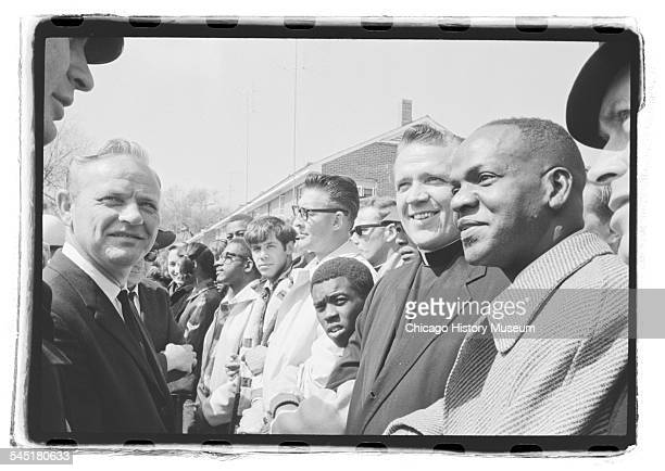 Activity during the time of the Selma to Montgomery March Alabama 1965