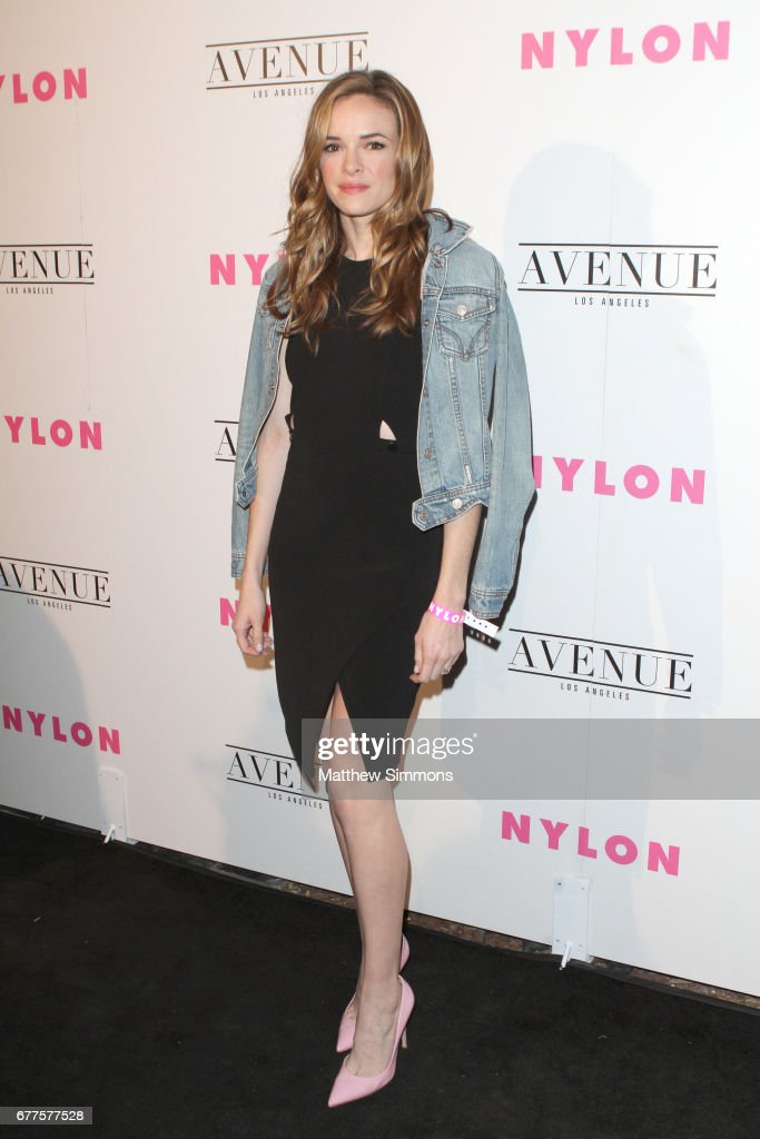 Actor A guest attends NYLON's Annual Young Hollywood May Issue Event at Avenue on May 2, 2017 in Los Angeles, California.