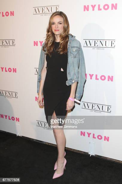 Actor A guest attends NYLON's Annual Young Hollywood May Issue Event at Avenue on May 2 2017 in Los Angeles California