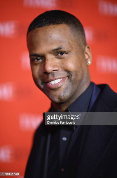 Actor A J Calloway attends the 2017 Time 100 Gala at Jazz at Lincoln Center on April 25 2017 in New York City