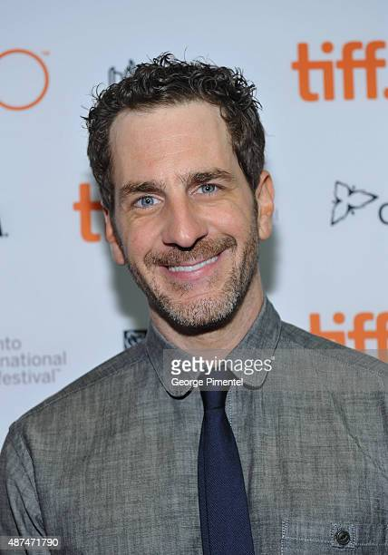 Actor Aaron Abrams attends the 2015 Toronto International Film Festival 4th Annual Festival KickOff Fundraising Soiree at TIFF Bell Lightbox on...