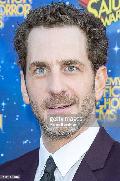 Actor Aaron Abrams attends the 42nd Annual Saturn Awards at The Castaway on June 22 2016 in Burbank California