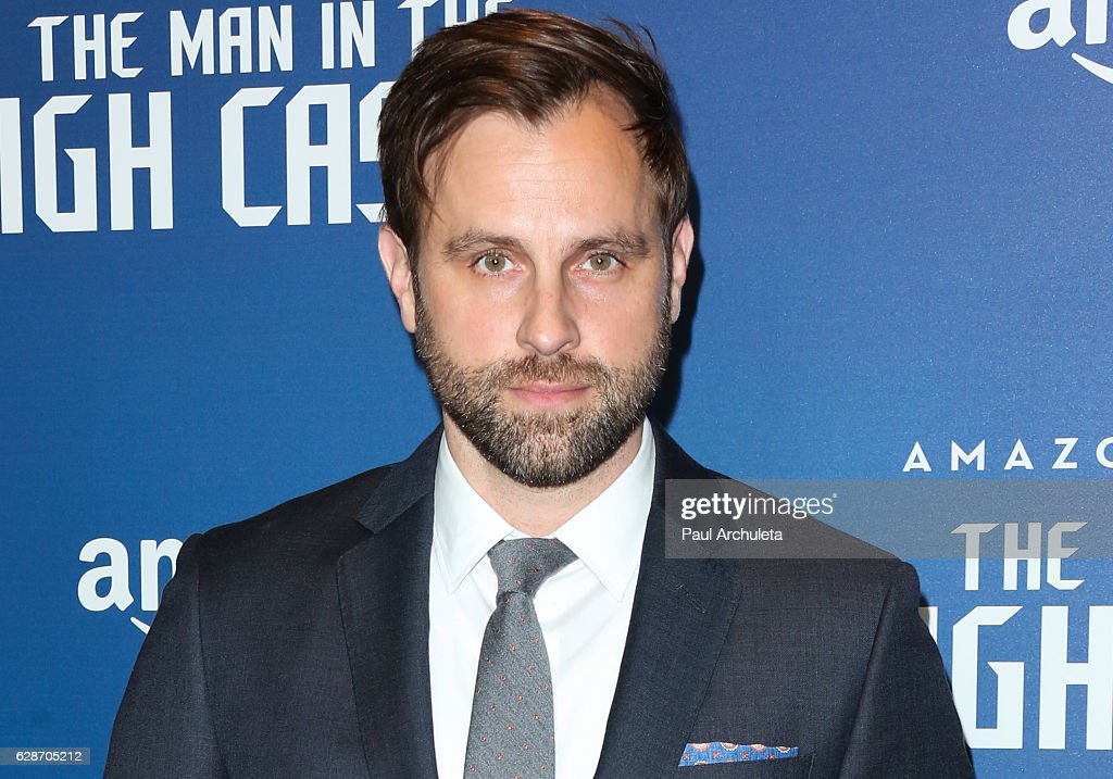 """Premiere Of Amazon's """"Man In The High Castle"""" Season 2 - Arrivals : News Photo"""