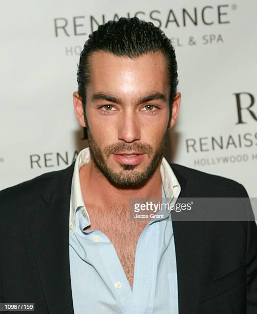 Actor Aaron Diaz attends The Rhythm of Success book release celebration at the Renaissance Hollywood Hotel on March 9 2010 in Hollywood California