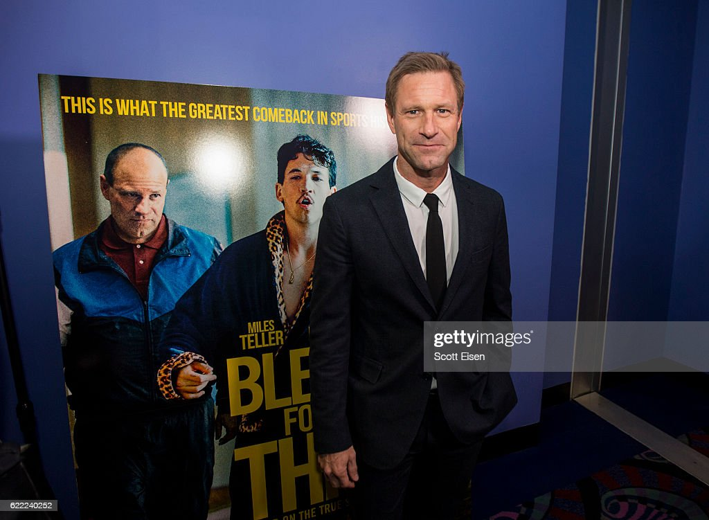 "Providence Premiere of ""Bleed For This"""