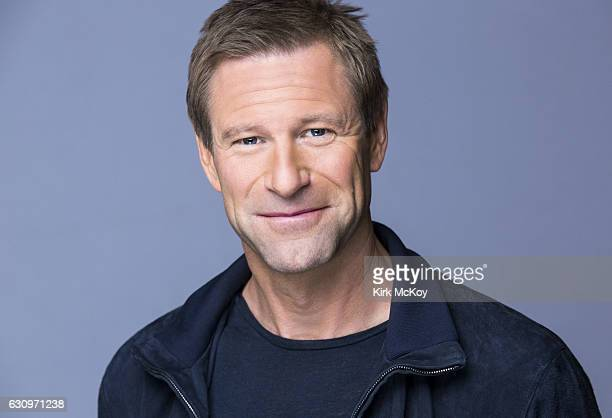 Actor Aaron Eckhart is photographed for Los Angeles Times on November 13 2016 in Los Angeles California PUBLISHED IMAGE CREDIT MUST READ Kirk...