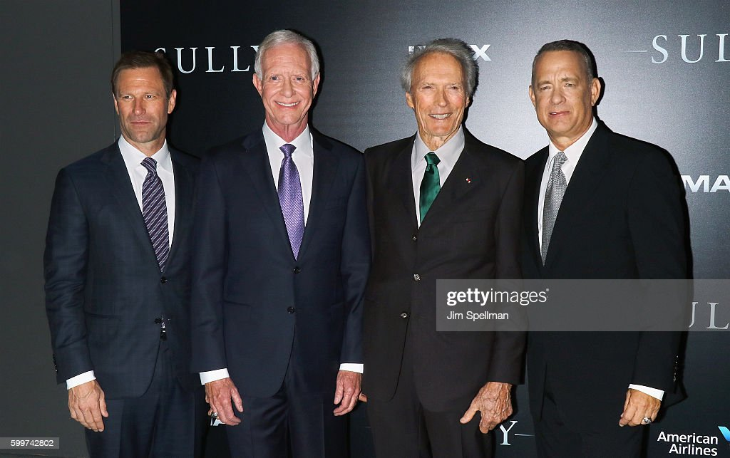 """Sully"" New York Premiere"