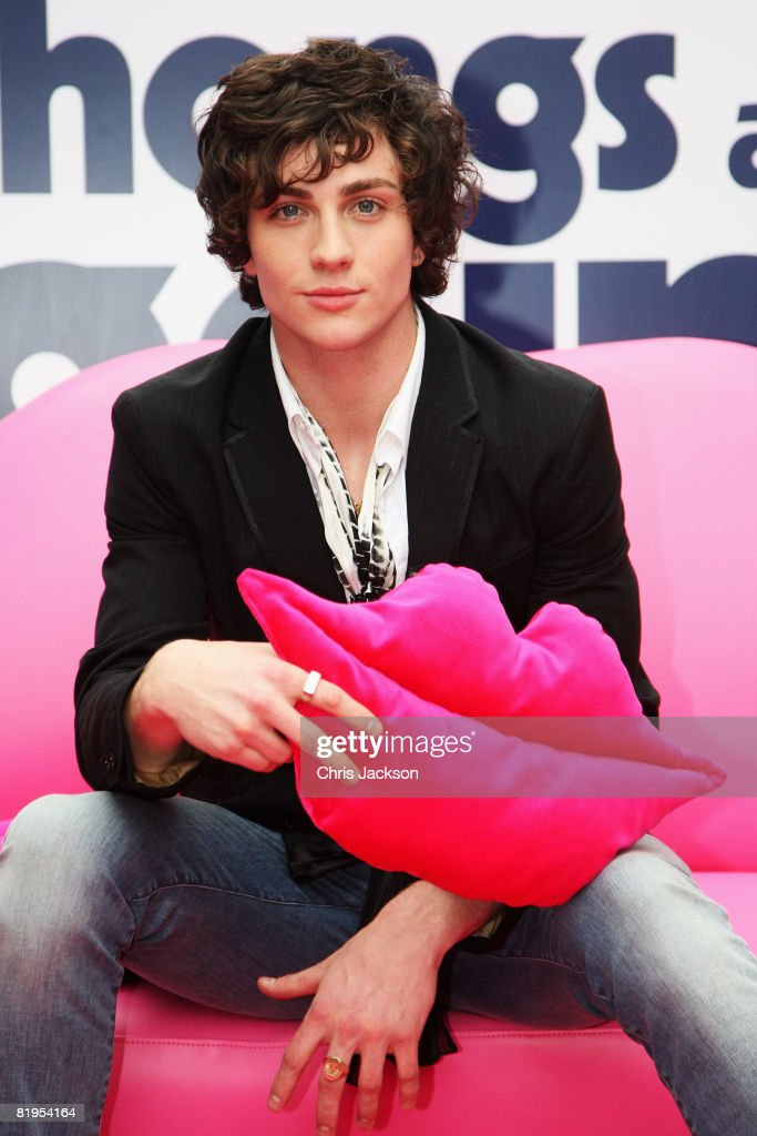 Angus, Thongs And Perfect Snogging - UK film Premiere : News Photo
