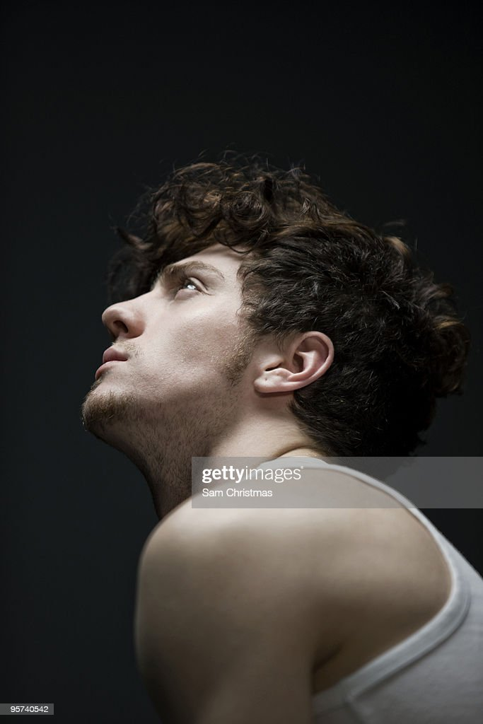 Actor Aaron Johnson poses for a portrait shoot for in London on July 22, 2009.