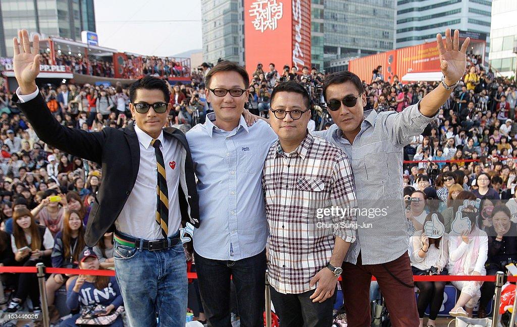 Busan International Film Festival - Day 2