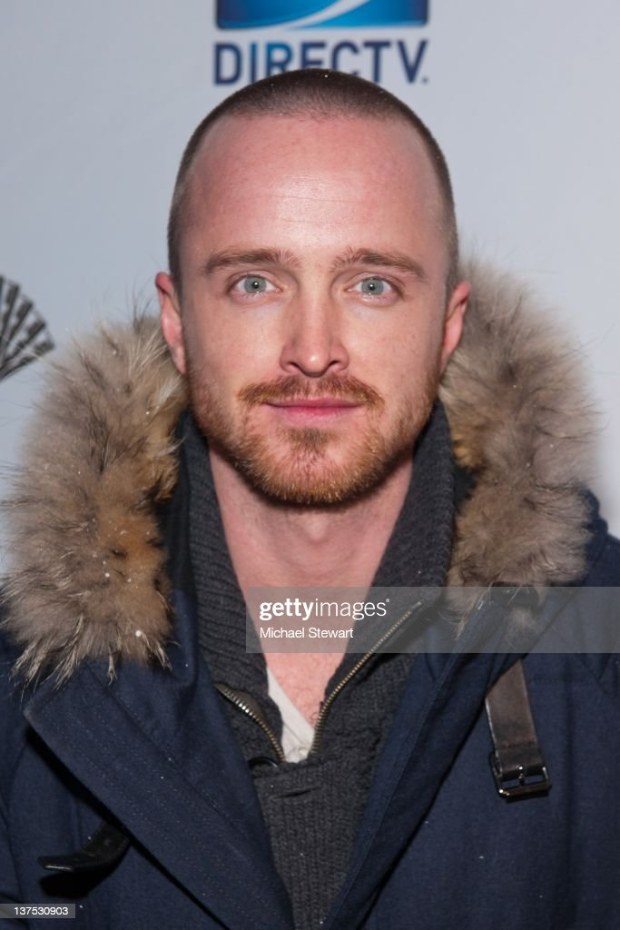 Actor Aaron Paul attends Directv and Sundance Channel Host