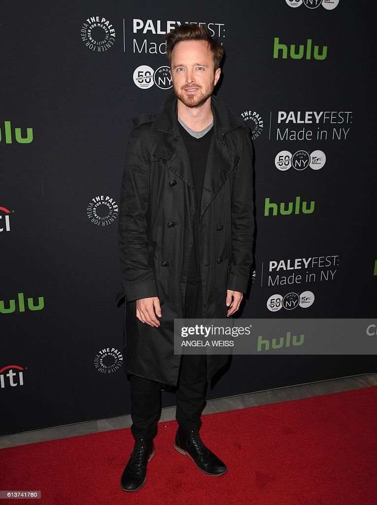 'The Path' screening event on October 9, 2016 in New York. / AFP / ANGELA