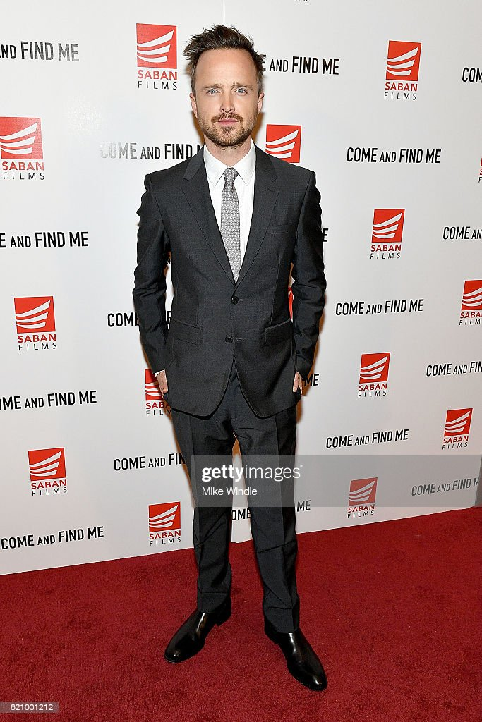 "Premiere Of Saban Films' ""Come And Find Me"" - Arrivals"