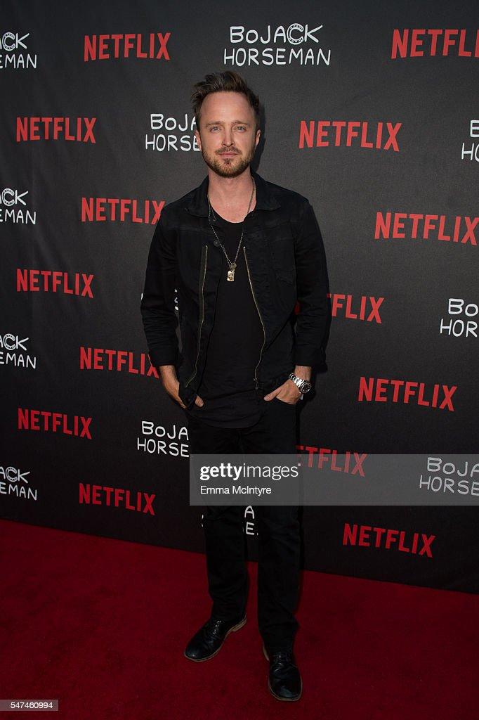"Special Screening Of Netflix's ""BoJack Horseman"" - Arrivals"