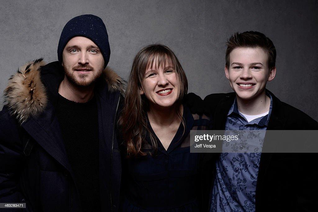 'Hellion' Portraits - 2014 Sundance Film Festival : News Photo