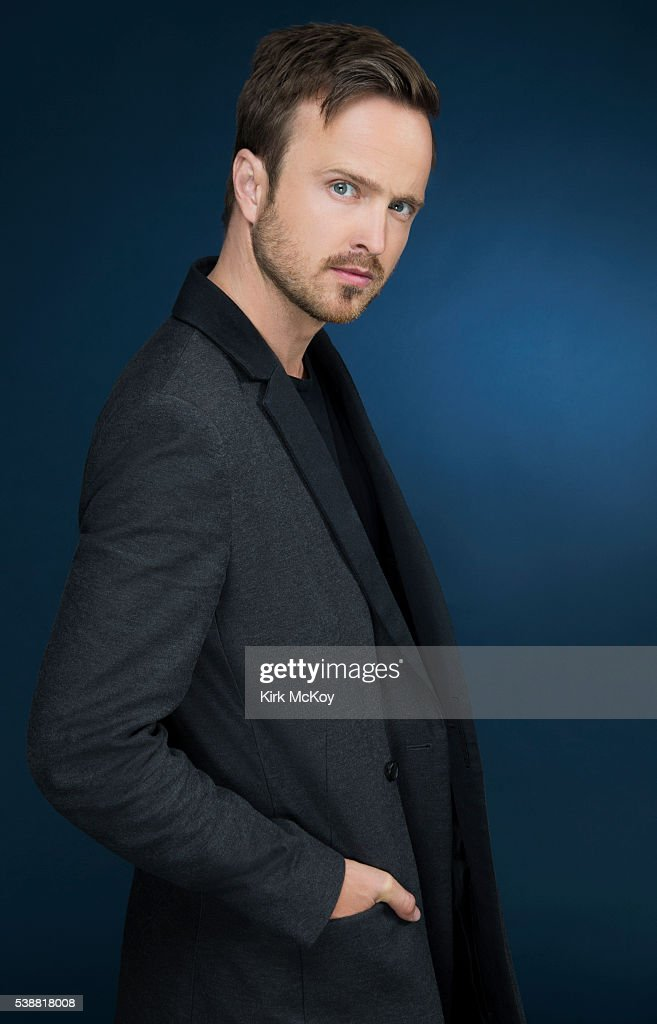 Aaron Paul, Los Angeles Times, June 2, 2016