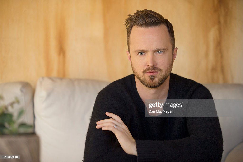 Aaron Paul, USA Today, March 29, 2016