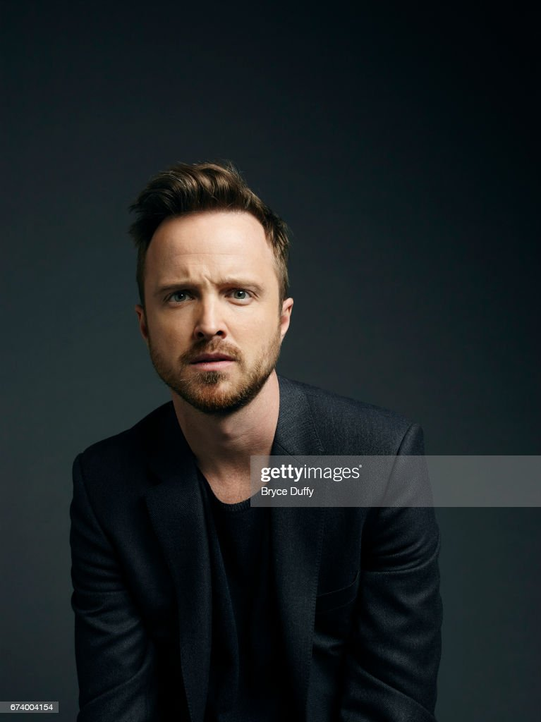Aaron Paul, Variety, June 7, 2016