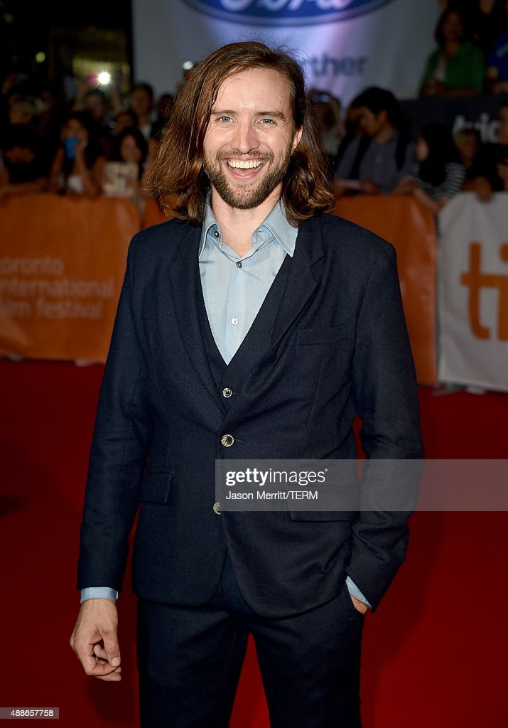Actor Aaron Poole attends the 'Forsaken' premiere during the 2015 Toronto International Film Festival at Roy Thomson Hall on September 16, 2015 in Toronto, Canada.