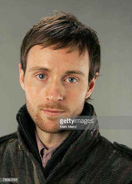 Actor Aaron Ruel from the film On The Road With Judas pose for a portrait during the 2007 Sundance Film Festival on January 21 2007 in Park City Utah