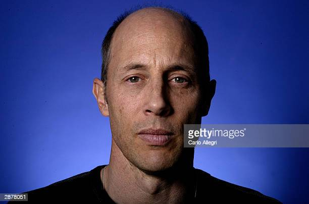 """Actor Aaron Ruell of the film """"Napoleon Dynamite"""" poses for portraits during the 2004 Sundance Film Festival January 17, 2004 in Park City, Utah."""