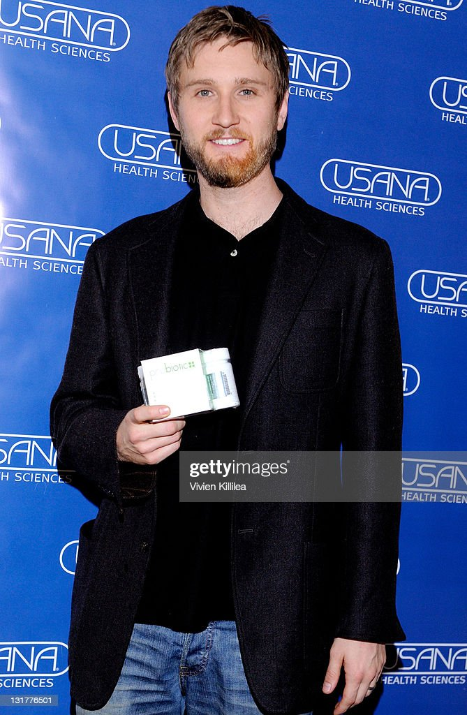 Actor Aaron Staton Attends USANA At Kari Feinsteins Academy Awards