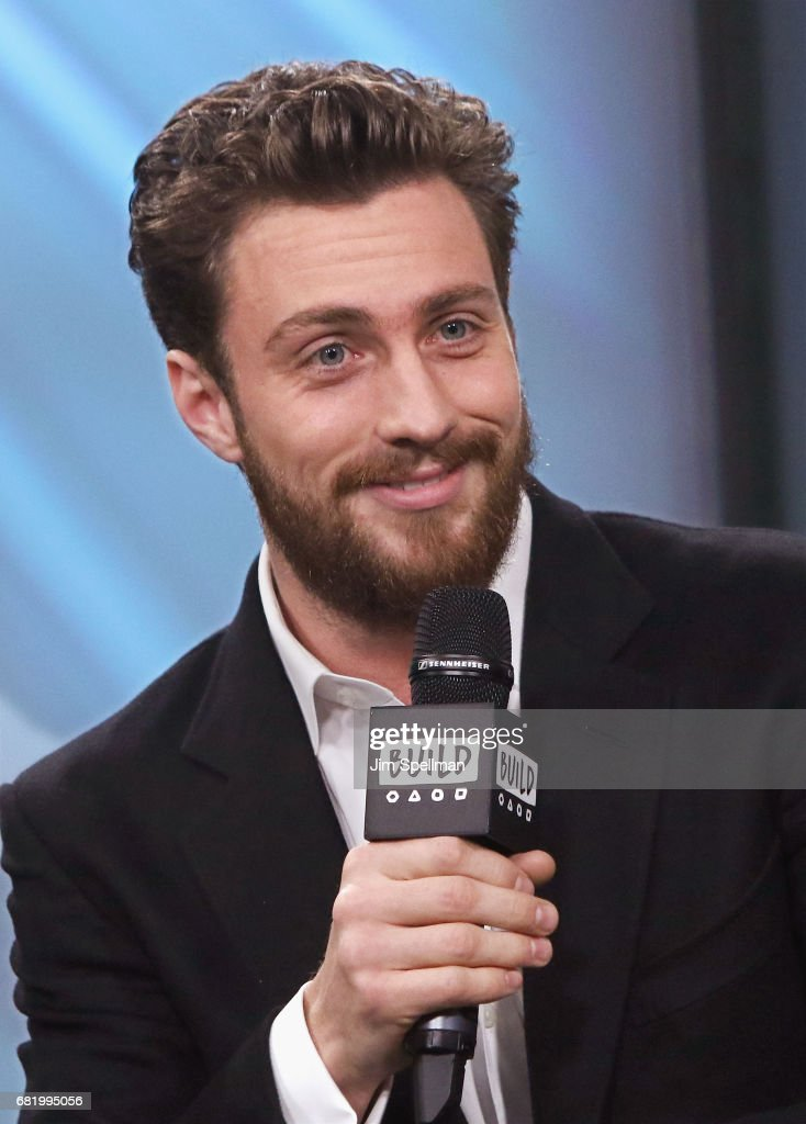 """Build Presents Aaron Taylor Johnson And Doug Liman Discussing The New Film """"The Wall"""""""