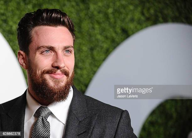 Actor Aaron TaylorJohnson attends the GQ Men of the Year party at Chateau Marmont on December 8 2016 in Los Angeles California