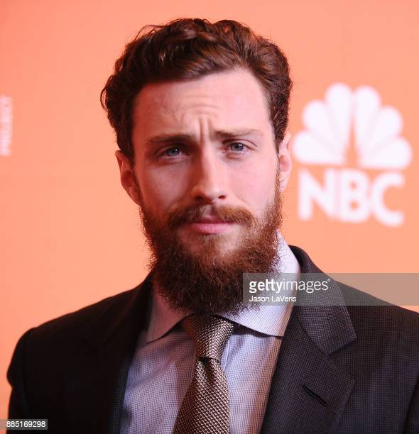 Actor Aaron TaylorJohnson attends The Trevor Project's 2017 TrevorLIVE LA at The Beverly Hilton Hotel on December 3 2017 in Beverly Hills California