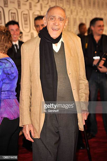 Actor Abe Vigoda attends the 9th Annual TV Land Awards at the Javits Center on April 10 2011 in New York City