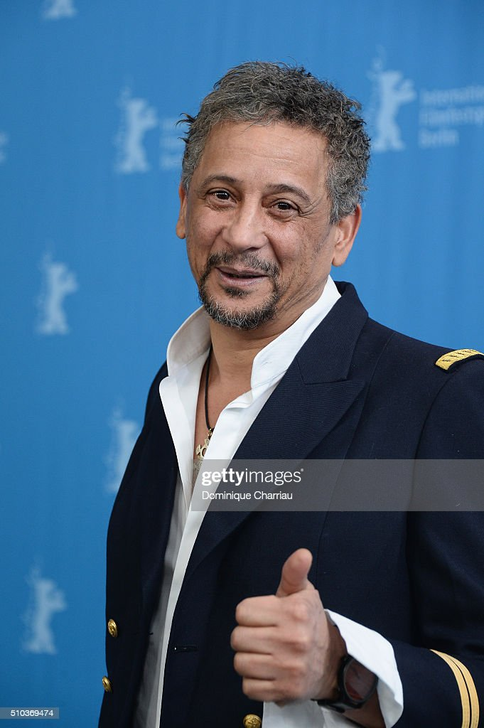 Actor Abel Jafri attends the 'Road to Istanbul' (La Route d'Istanbul) photo call during the 66th Berlinale International Film Festival Berlin at Grand Hyatt Hotel on February 15, 2016 in Berlin, Germany.