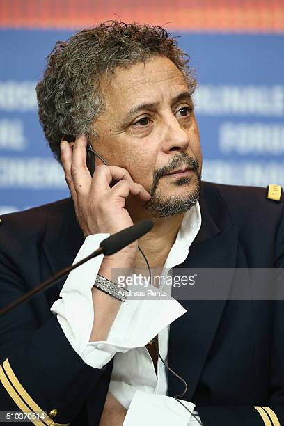 Actor Abel Jafri attends the 'Road to Istanbul' press conference during the 66th Berlinale International Film Festival Berlin at Grand Hyatt Hotel on...