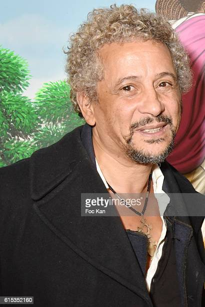 Actor Abel Jafri attends 'Vivre' Expo Collection Agnes B at Musee National de L'Histoire de l'Immigration on October 17 2016 in Paris France