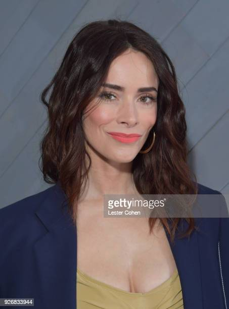 Actor Abigail Spencer attends American Airlines at the 2018 Film Independent Spirit Awards on March 3, 2018 in Santa Monica, California.